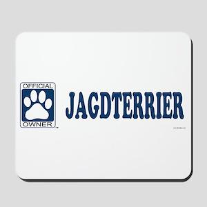 JAGDTERRIER Mousepad