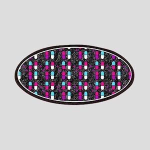 pink glitter pills Patch