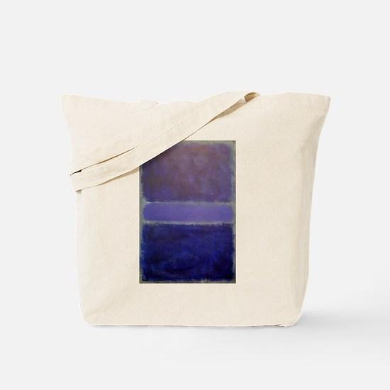 ROTHKO_Shades of Purples Tote Bag