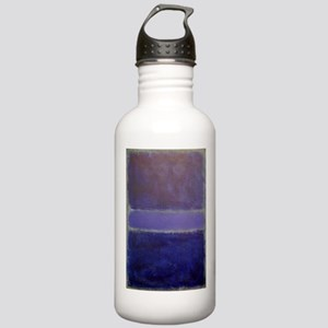 ROTHKO_Shades of Purples Water Bottle