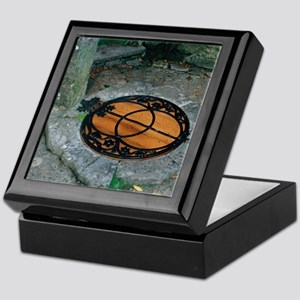 Chalice Well - Glastonbury UK Keepsake Box