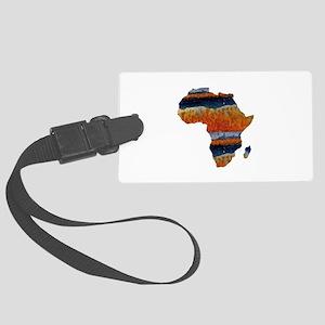 AFRICA Luggage Tag