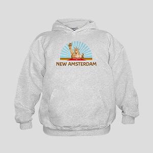 New Amsterdam, Welcome series. Sweatshirt