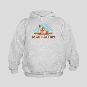 Manhattan, Welcome series.. Sweatshirt