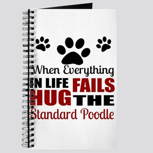 Hug The Standard Poodle Journal