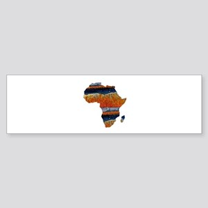 AFRICA Bumper Sticker