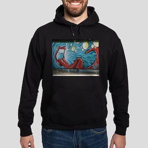 Foot Long Graffiti Tongue Sweatshirt