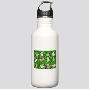 xmas sloth Stainless Water Bottle 1.0L