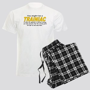 You might be trainiac crossing Pajamas