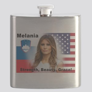 Melania Trump Flask