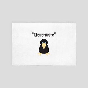 Poe the Crow 4' x 6' Rug