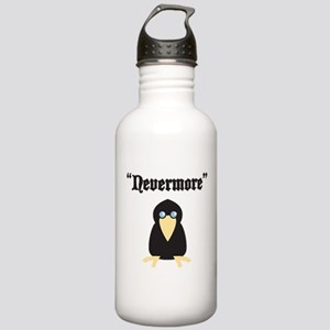 Poe the Crow Water Bottle