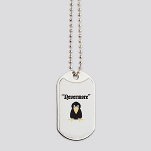 Poe the Crow Dog Tags