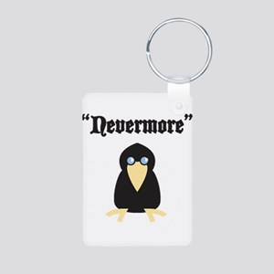 Poe the Crow Keychains