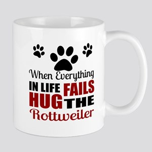 Hug The Rottweiler Mug