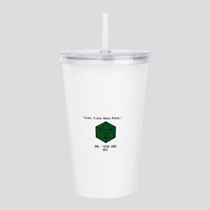 Cleric Acrylic Double-wall Tumbler
