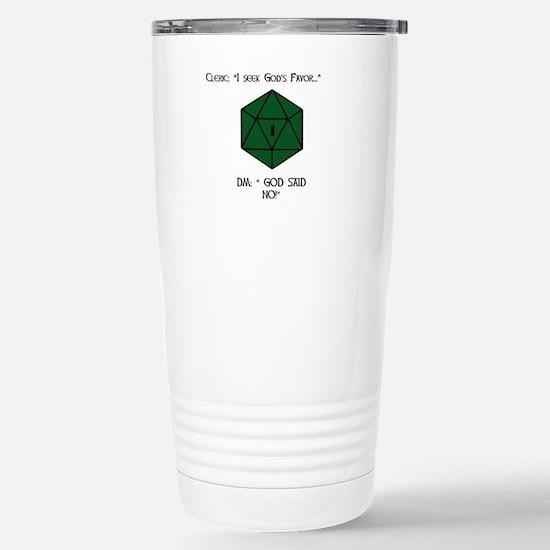 Cleric Travel Mug