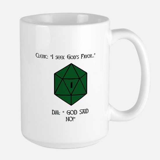Cleric Mugs