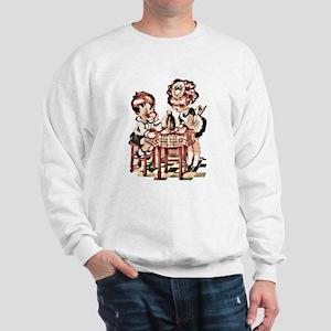 Let's play house! - Sweatshirt