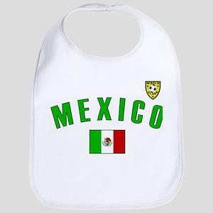 MEXICO Baby Bib