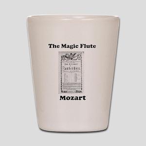 MOZART - THE MAGIC FLUTE Shot Glass