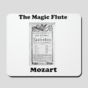 MOZART - THE MAGIC FLUTE Mousepad