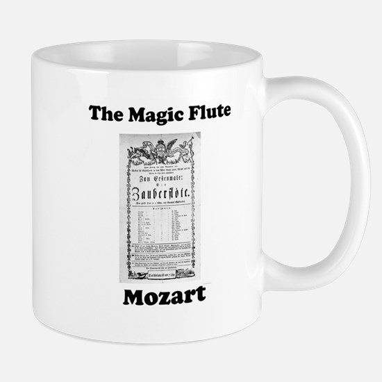 MOZART - THE MAGIC FLUTE Mugs