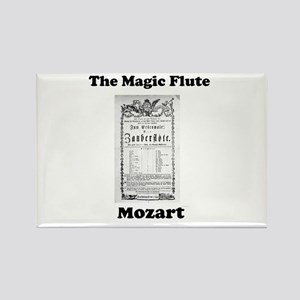 MOZART - THE MAGIC FLUTE Magnets