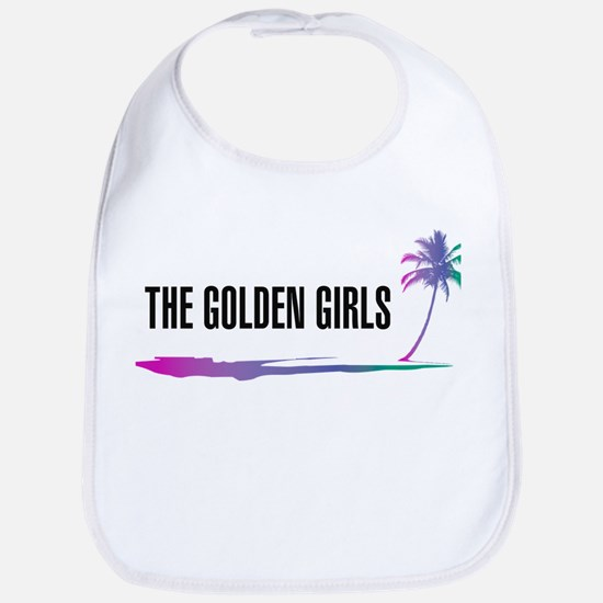 The Golden Girls Bib