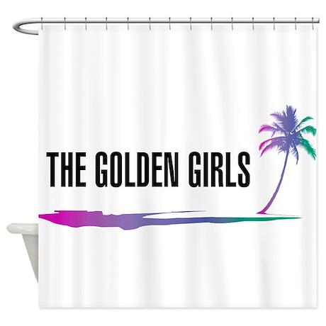 The Golden Girls Shower Curtain By Covartdesigns