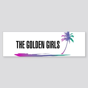 The Golden Girls Sticker (Bumper)