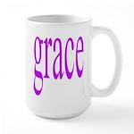 107.grace.. Large Mug