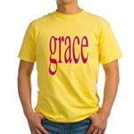 107.grace.. Yellow T-Shirt