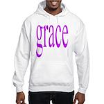 107.grace.. Hooded Sweatshirt