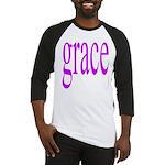 107.grace.. Baseball Jersey