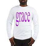 107.grace.. Long Sleeve T-Shirt