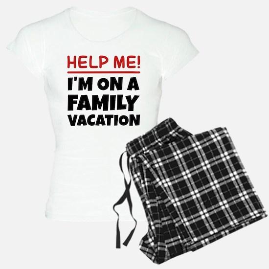 Family Vacation Pajamas