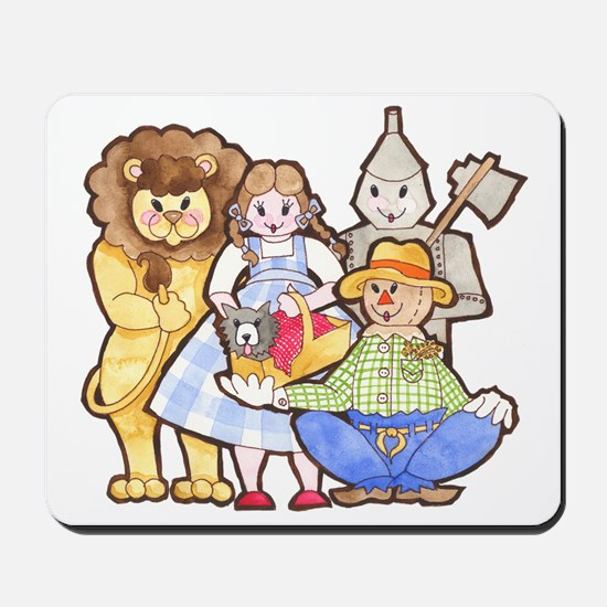 Wizard Of Oz Mousepad
