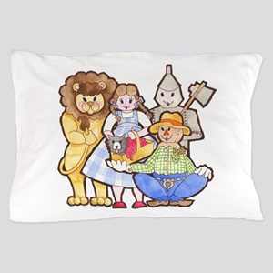 Wizard Of Oz Pillow Case