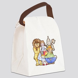 Wizard Of Oz Canvas Lunch Bag