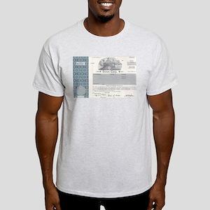 Enron Corp White T-Shirt