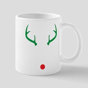 Oh Deer Christmas Mugs