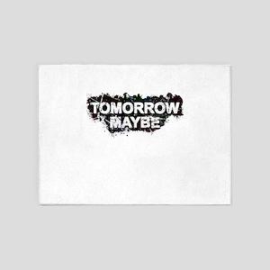 Tomorrow Maybe 5'x7'Area Rug