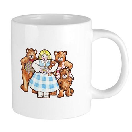 Hustler goldilocks and the three bears