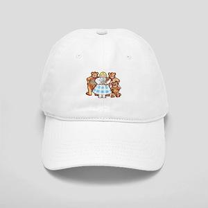 Goldilocks And The Three Bears Baseball Cap