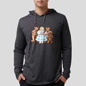 Goldilocks And The Three Bears Long Sleeve T-Shirt