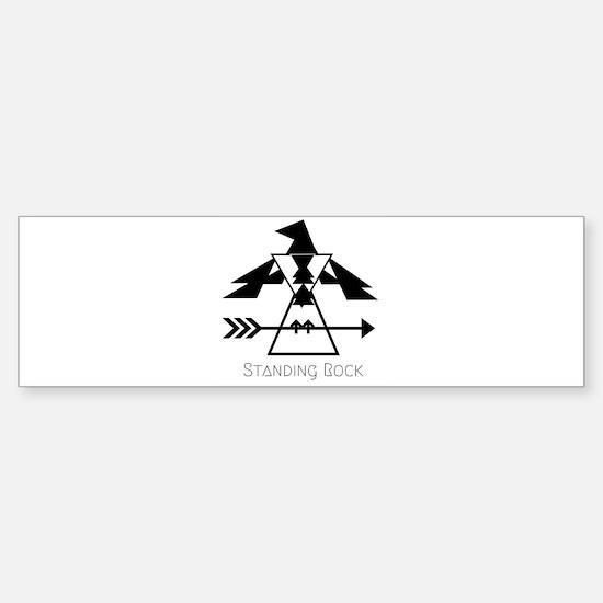 Standing Rock Bumper Bumper Bumper Sticker