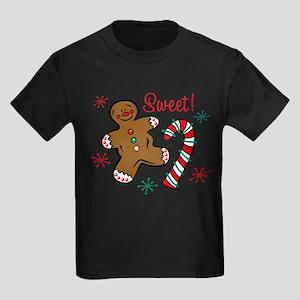 Christmas Sweet Kids Dark T-Shirt