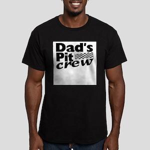 Dad's Pit Crew T-Shirt