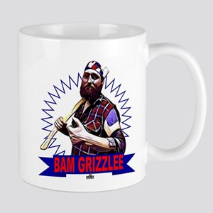 "Bam Grizzlee ""Toon"" Mugs"